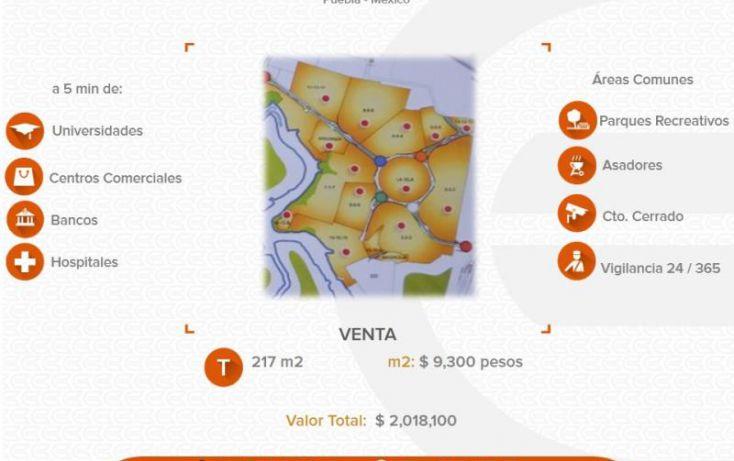 Foto de terreno habitacional en venta en 1 1, lomas de angelópolis ii, san andrés cholula, puebla, 1313567 no 01