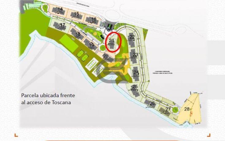 Foto de terreno habitacional en venta en 1 1, lomas de angelópolis ii, san andrés cholula, puebla, 1608800 no 02