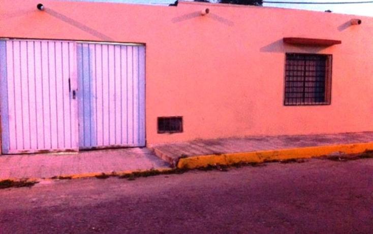 Foto de casa en venta en 1 1, merida centro, m?rida, yucat?n, 1634734 No. 01