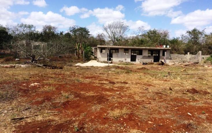 Foto de rancho en venta en 1 1, san antonio tehuitz, kanasín, yucatán, 818197 No. 06