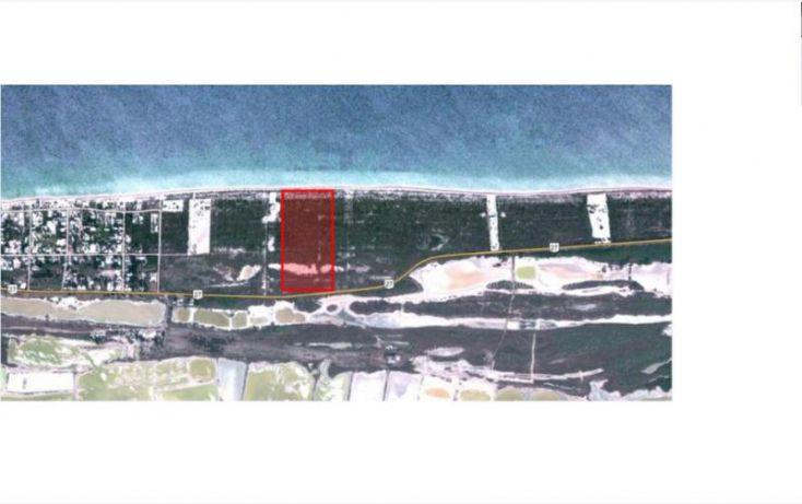 Foto de terreno habitacional en venta en 1 1, san crisanto, sinanché, yucatán, 1936116 no 02