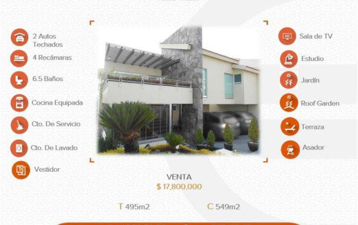 Foto de casa en venta en 1 1, san miguel, san andrés cholula, puebla, 1390145 no 01