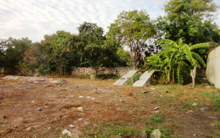 Foto de terreno habitacional en venta en 1 1, santa rosa, mérida, yucatán, 1408963 no 02