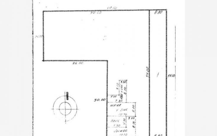 Foto de terreno habitacional en venta en 1 1, santa rosa, mérida, yucatán, 1408963 no 03