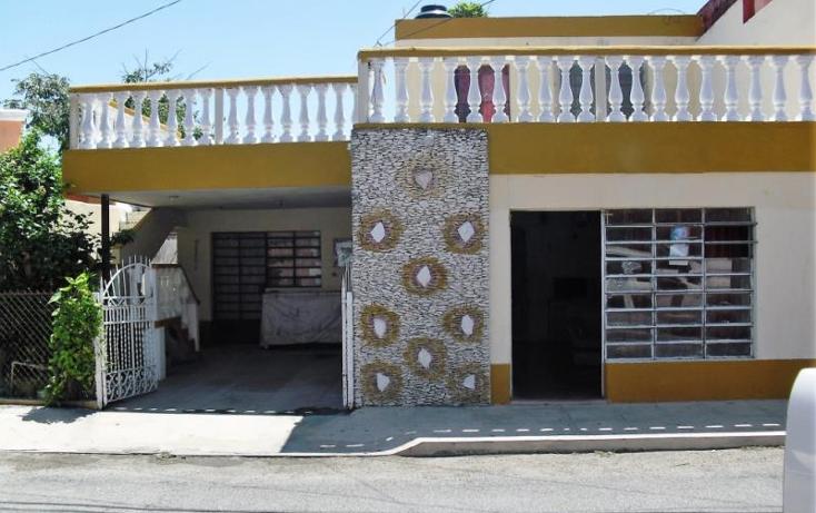 Foto de casa en venta en 1 1, santa rosa, m?rida, yucat?n, 1781792 No. 01