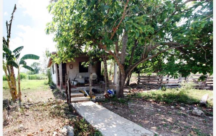 Foto de rancho en venta en 1 1, sucila, sucilá, yucatán, 840247 no 10