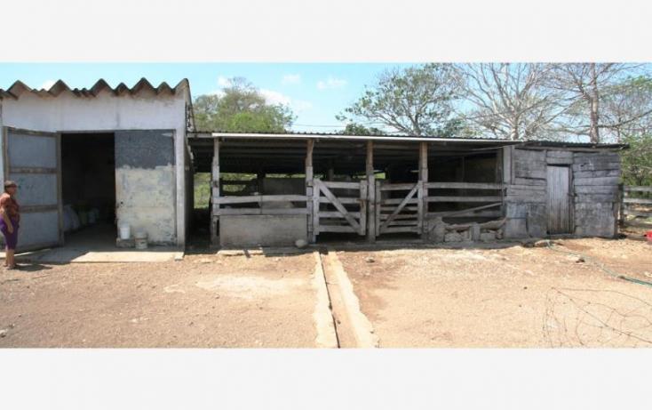 Foto de rancho en venta en 1 1, sucila, sucilá, yucatán, 840247 no 17