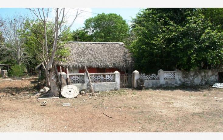 Foto de rancho en venta en 1 1, sucila, sucilá, yucatán, 840247 no 18