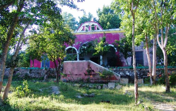 Foto de rancho en venta en 1 1, tekit, tekit, yucatán, 2029986 No. 01