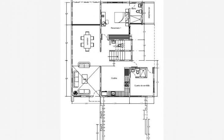 Foto de casa en venta en 1 1, temozon norte, mérida, yucatán, 1952728 no 02