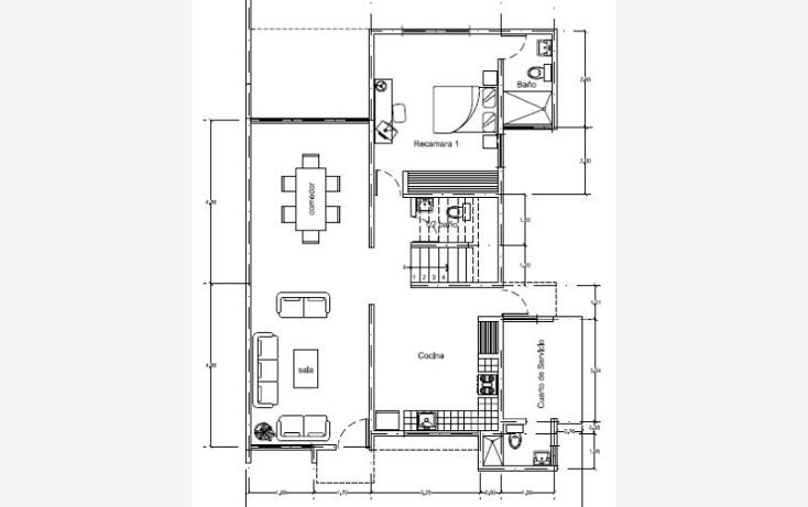 Foto de casa en venta en 1 1, temozon norte, m?rida, yucat?n, 1953084 No. 02