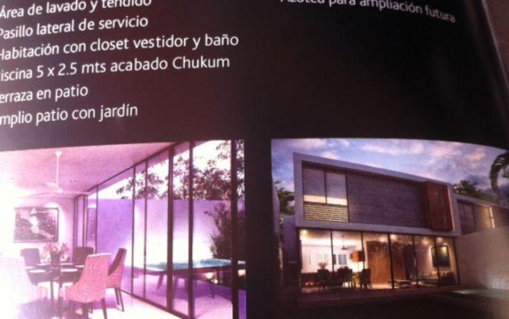 Foto de casa en venta en 1 1, vista alegre norte, mérida, yucatán, 1953052 no 03
