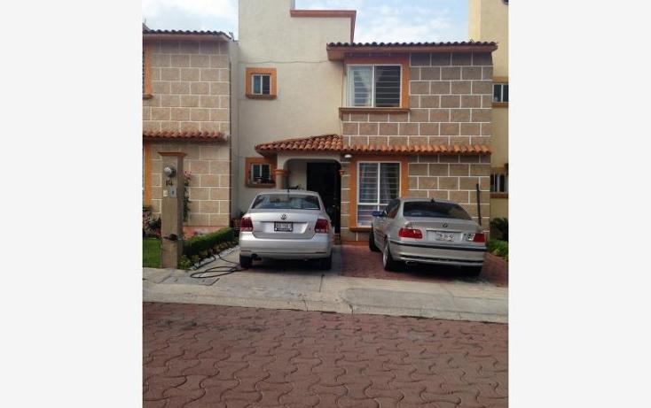 Foto de casa en venta en  1 a, indeco, san juan del río, querétaro, 2029600 No. 01