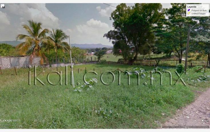 Foto de terreno habitacional en venta en  1, aguilera, cerro azul, veracruz de ignacio de la llave, 1571700 No. 03