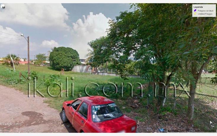Foto de terreno habitacional en venta en  1, aguilera, cerro azul, veracruz de ignacio de la llave, 1571700 No. 07