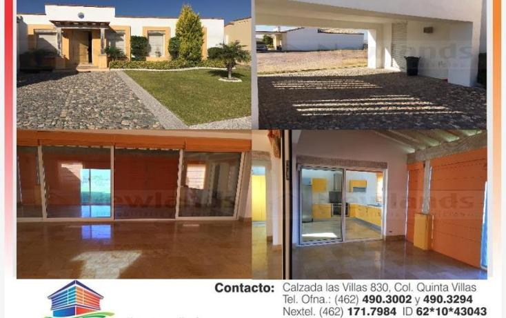 Foto de casa en renta en  1, aldama, irapuato, guanajuato, 1622994 No. 02
