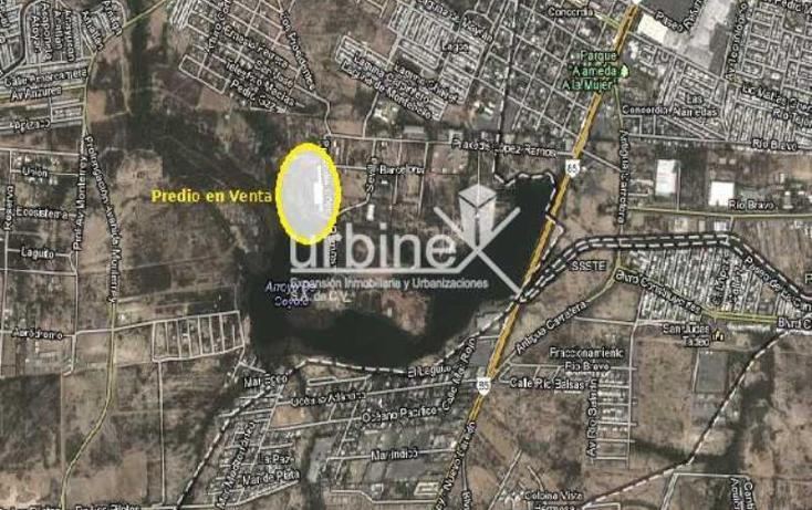 Foto de terreno industrial en venta en  1, alfonso gutiérrez, nuevo laredo, tamaulipas, 957507 No. 01
