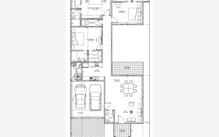 Foto de casa en venta en  1, algarrobos desarrollo residencial, m?rida, yucat?n, 1766712 No. 02