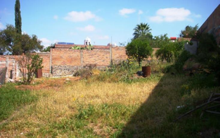 Foto de casa en venta en allende 1, allende, san miguel de allende, guanajuato, 685377 No. 05