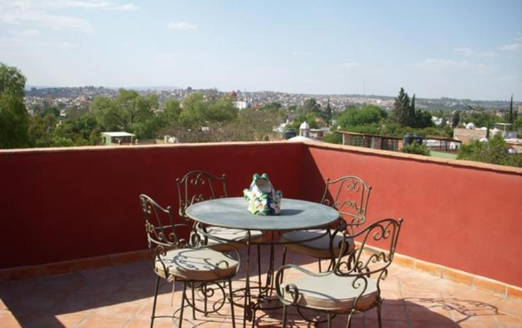 Foto de casa en venta en  1, allende, san miguel de allende, guanajuato, 690417 No. 05