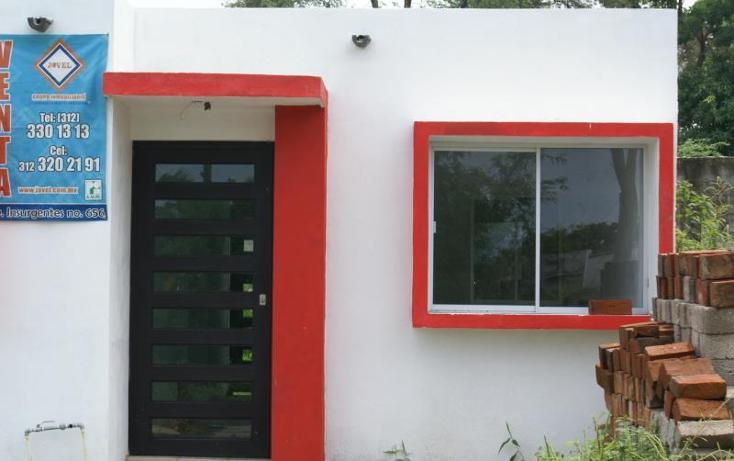 Foto de casa en venta en  1, arboledas de la hacienda, colima, colima, 1214807 No. 01