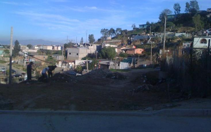 Foto de terreno habitacional en venta en  1, artesanal, tijuana, baja california, 1468989 No. 01