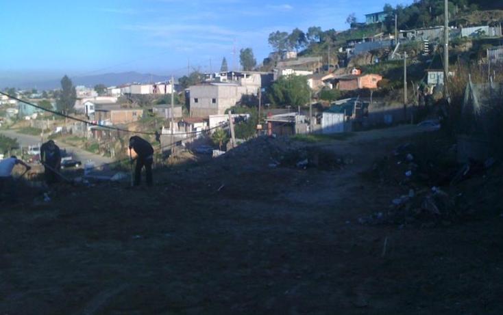 Foto de terreno habitacional en venta en  1, artesanal, tijuana, baja california, 1468989 No. 04