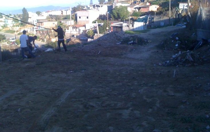 Foto de terreno habitacional en venta en  1, artesanal, tijuana, baja california, 1468989 No. 05