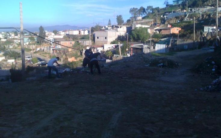 Foto de terreno habitacional en venta en  1, artesanal, tijuana, baja california, 1468989 No. 06