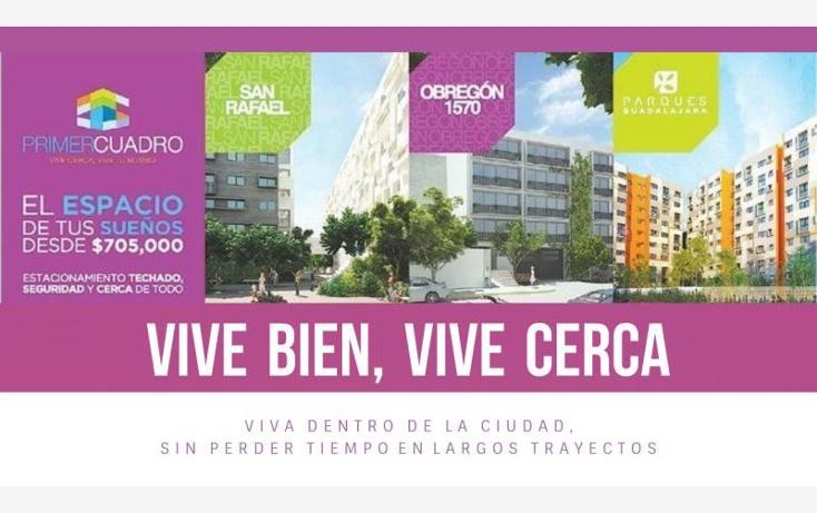 Foto de departamento en venta en 4 diferentes ubicaciones al centro de la ciudad 1, atemajac del valle, zapopan, jalisco, 2029790 No. 03