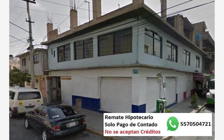 Foto de local en venta en cuatro milpas 1, aurora sur (benito juárez), nezahualcóyotl, méxico, 1838366 No. 01
