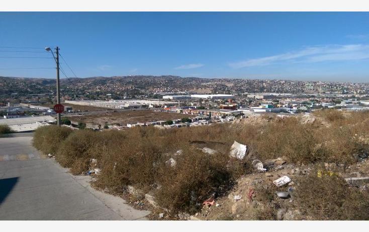 Foto de terreno habitacional en venta en  1, azteca, tijuana, baja california, 1491611 No. 01
