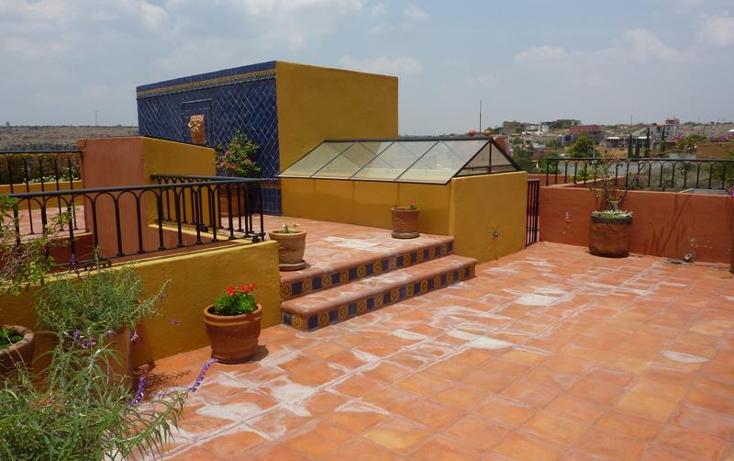 Foto de casa en venta en  1, balcones, san miguel de allende, guanajuato, 698869 No. 18