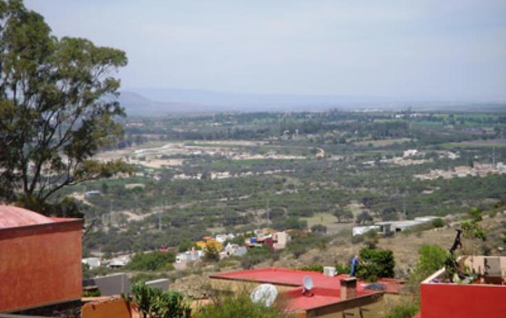 Foto de casa en venta en  1, balcones, san miguel de allende, guanajuato, 758063 No. 01