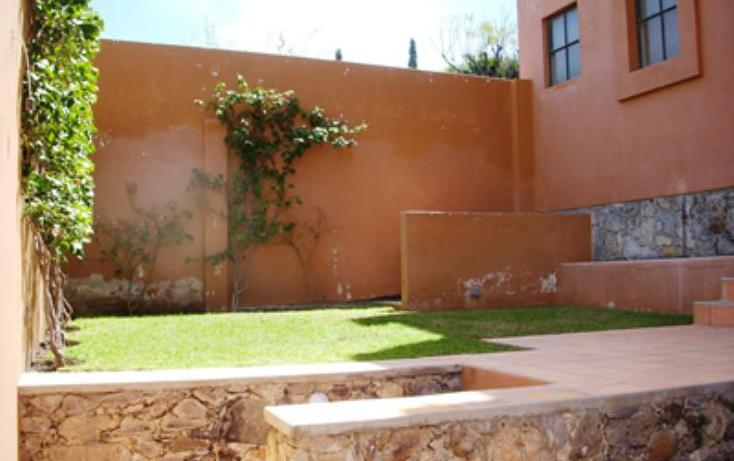 Foto de casa en venta en  1, balcones, san miguel de allende, guanajuato, 758063 No. 06