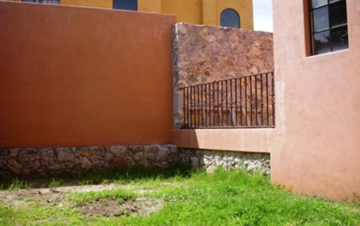 Foto de casa en venta en  1, balcones, san miguel de allende, guanajuato, 758063 No. 11
