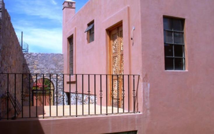 Foto de casa en venta en  1, balcones, san miguel de allende, guanajuato, 758063 No. 13