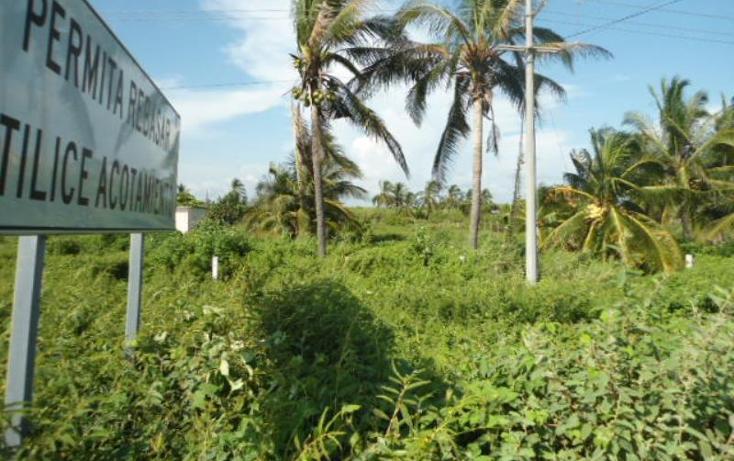 Foto de terreno habitacional en venta en  1, barra vieja, acapulco de juárez, guerrero, 1534374 No. 02
