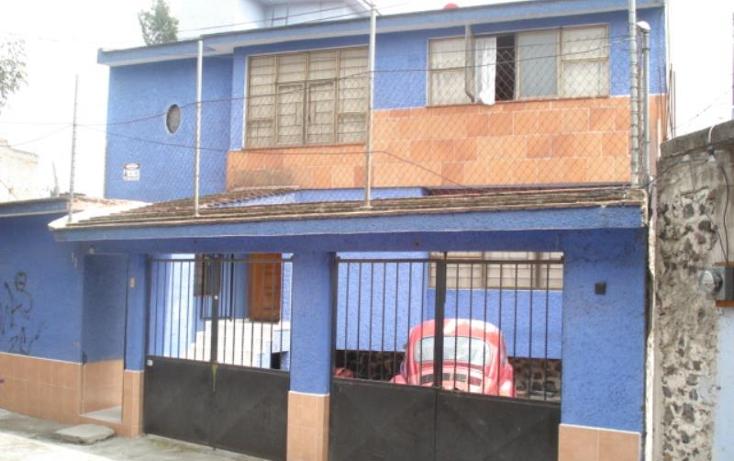 Foto de casa en venta en  1, barrio xaltocan, xochimilco, distrito federal, 1541334 No. 19