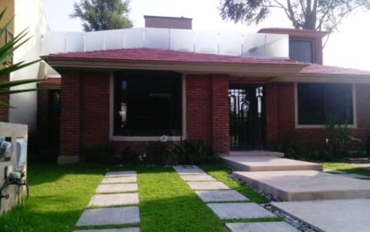 Foto de casa en renta en  1, bellavista, metepec, méxico, 1994334 No. 17