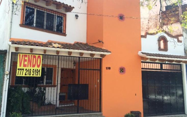 Foto de casa en venta en  1, buenavista, cuernavaca, morelos, 1827706 No. 01