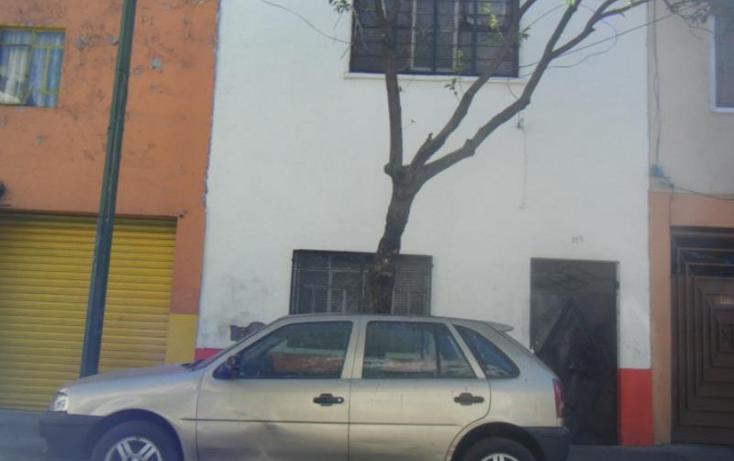 Foto de casa en venta en  1, buenos aires, cuauht?moc, distrito federal, 1745655 No. 02