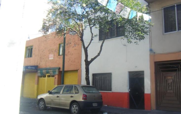 Foto de casa en venta en  1, buenos aires, cuauht?moc, distrito federal, 1745655 No. 03