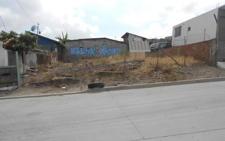 Foto de terreno habitacional en venta en  1, buenos aires norte, tijuana, baja california, 1037633 No. 01