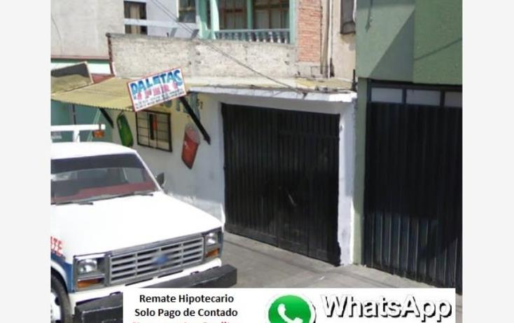 Foto de casa en venta en  1, campestre arag?n, gustavo a. madero, distrito federal, 1807490 No. 01