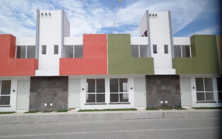 Foto de casa en venta en avenida del ferrocarril s/n 1, campo nuevo, emiliano zapata, morelos, 2702832 No. 01