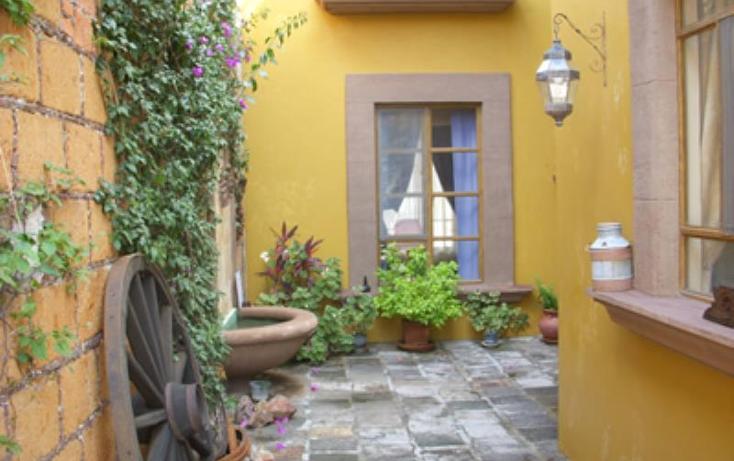 Foto de casa en venta en  1, caracol, san miguel de allende, guanajuato, 679925 No. 08