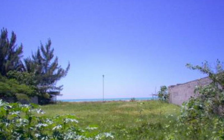 Foto de terreno habitacional en venta en  1, celestun, celest?n, yucat?n, 894001 No. 01