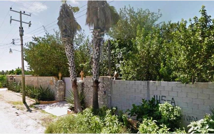 Foto de terreno habitacional en venta en  1, celestun, celest?n, yucat?n, 894001 No. 02