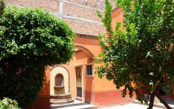 Foto de casa en venta en  1, centro, querétaro, querétaro, 394788 No. 14